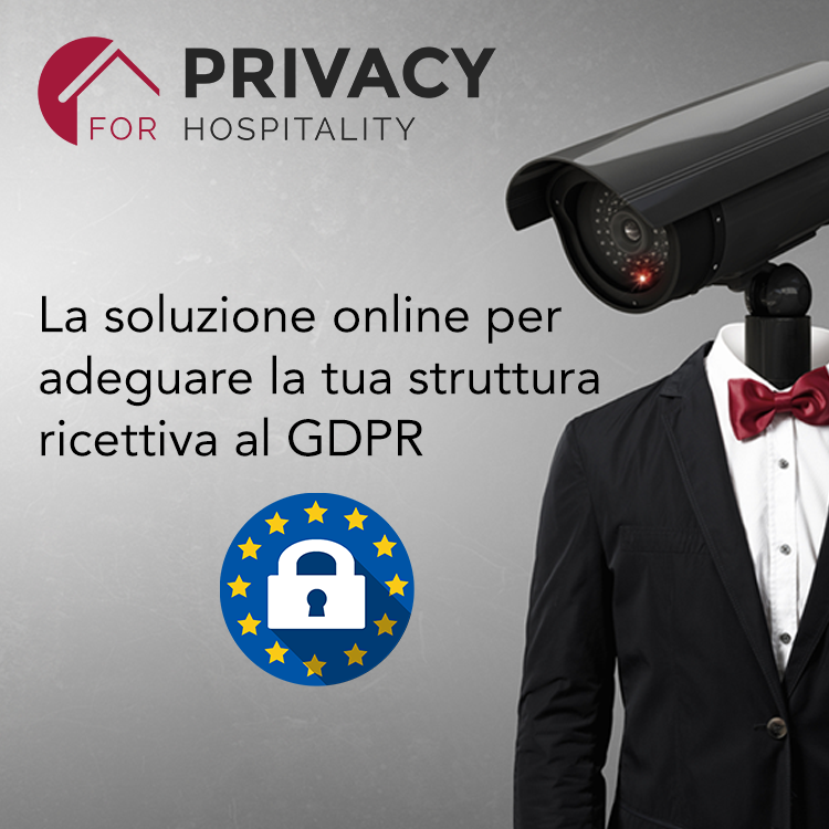Privacy for Hospitality Campaign
