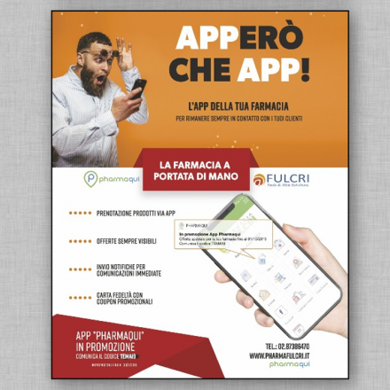 Campagna promozionale APP PharmaQUI