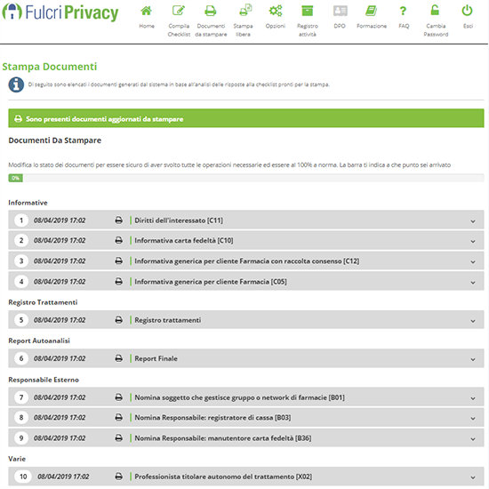 "Updating of the Fulcri ""Coronavirus"" Privacy Tool"