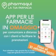 PharmaQUI Gratuita fino al 31 ottobre 2020