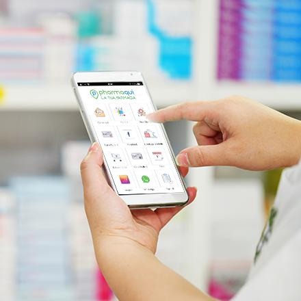 Alcune Farmacie ci raccontato l'APP PharmaQUI
