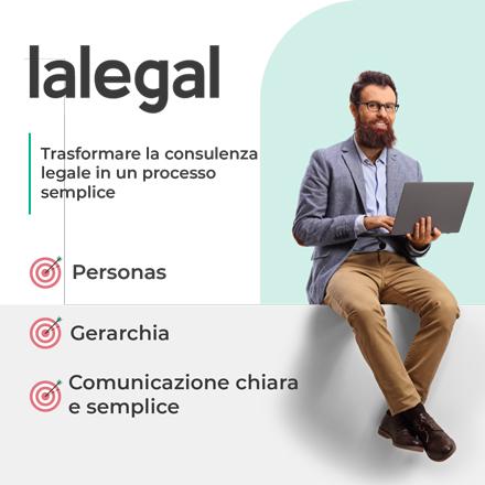LaLegal, una nuova sfida per Fulcri