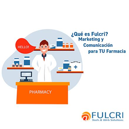 ¿Qué es Fulcri Iberica? Marketing y Comunicación para TU Farmacia