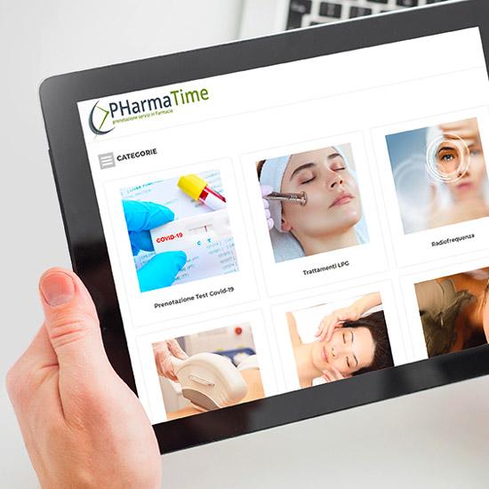 PHarmaTime si aggiorna alla versione 1.146